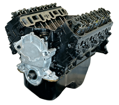 Find the remanufactured engine for your truck.